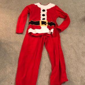 Men's Santa Christmas pajamas